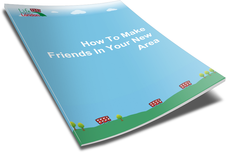 How To Make Friends In Your New Area