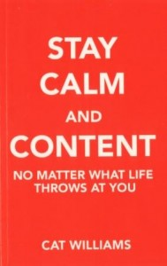 Stay Calm and Content Book Cover