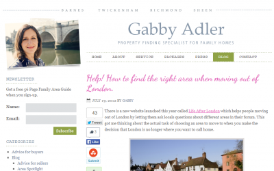 Gabby Alder Online – featured article