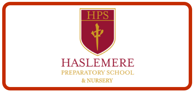 haslemere prep ad logo