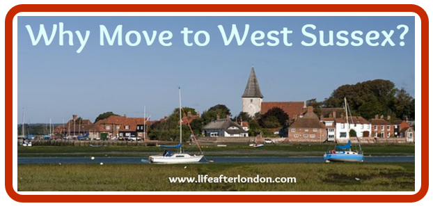 Why Move to West Sussex