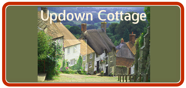 updown cottage ad logo
