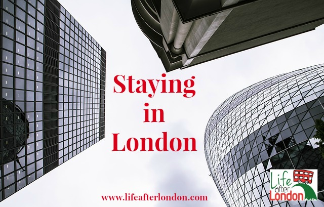 Staying in London