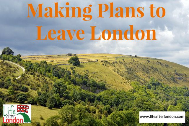 Making Plans to Leave London