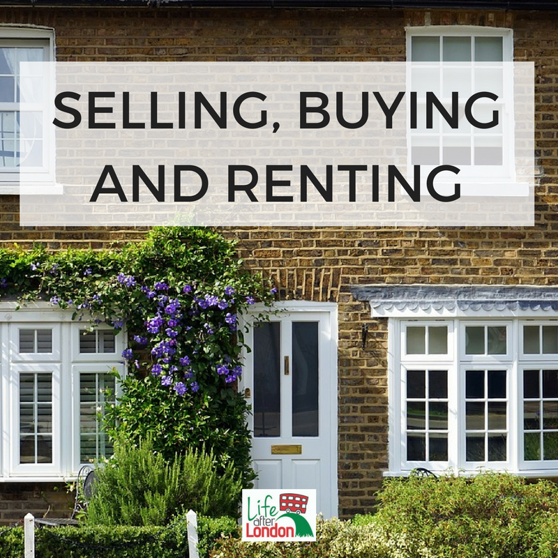 selling buying and renting
